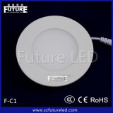 CE Approved Round DEL Panel Lights de 15W Round