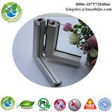 100% UPVC Huazhijie Marken-Plastikflügelfenster und Schieben der UPVC Türen Windows