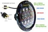 Nuovo faro rotondo di pollice 75W Philips LED di arrivo 7
