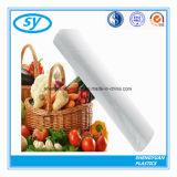 Sac en plastique de nourriture estampé par LDPE de catégorie comestible