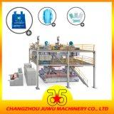 Maquinaria não tecida girada PP de Juwu da máquina da ligação