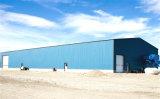 Fabricantes prefabricados de la construcción de edificios del almacén de la estructura del capítulo de acero en China