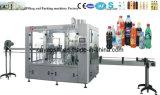 Boisson gazeuse de la machinerie, boisson gazeuse plafonnement de la machine de remplissage de rinçage (DXGF18-18-6)