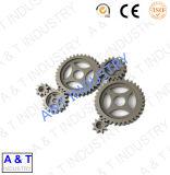 CNC Aangepaste Vervangstukken van de Machine van het Malen van koren van het Roestvrije Staal van de Legering van het Aluminium