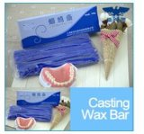 Pezzo fuso Wax Bar per Dental Use
