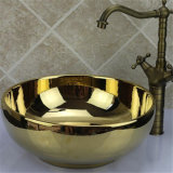 Machine convenable de métallisation sous vide de Ti-Or de lavabo de salle de bains
