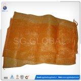 Durável 50*80cm sacos de malha de PP para as cebolas de embalagem