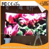 Pantalla de visualización de alquiler a todo color de LED P1.9 de la alta definición de interior