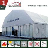 De reusachtige Markttent van het Banket van de Tent van het Centrum van de Gebeurtenis van de Structuur van de Tent van de Veelhoek