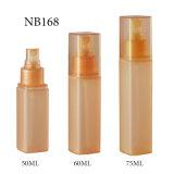 Bottiglia di plastica dello spruzzatore per profumo e lozione (NB166)