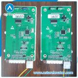 Panneau réglable qualifié d'écran LCD d'ascenseur de programme pour le cop/Lop
