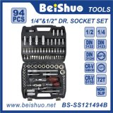 Conjunto de ferramentas de mão com soquete de venda a quente e customizado multiuso