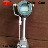Dn40 Coriolis Digital agua líquida Caudalímetro másico