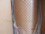 Papel de papel pontilhado diamante da isolação da resina Epoxy