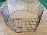 China Supply 8 Panel Heavy Duty Dog Dog Fence