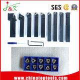 Jeu d'outils en carbure CNC/ outil commun mis ensembles 9 pièces/Tips