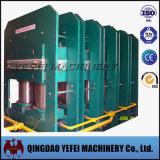 Máquina de borracha Vulcanizing do Vulcanizer da máquina da imprensa da correia transportadora