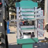 機械を作るゴム製床タイルの加硫の出版物治癒の加硫装置