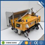 Machine de plâtre de gypse de mortier de fabrication pour l'OIN de la CE de rendu de mur de construction de construction