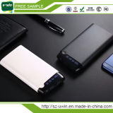 крен силы кредитной карточки 10000mAh для поставкы мобильного телефона, передвижного электропитания