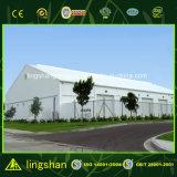 Construction moderne préfabriquée d'entrepôt diplôméee par OIN