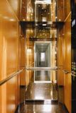 Elevador de alta velocidad 8.0m/S del SRH