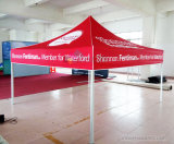 安いカスタムフルカラーの印刷されたおおいの折りたたみ昇進のテント