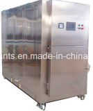 Fabricação totalmente automática de fábrica de refrigerador a vácuo