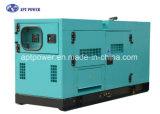 тепловозный генератор энергии 100kVA установил с двигателем дизеля 6bt5.9-G Cummins