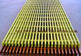 Grilles de haute résistance de fibre de verre du poids léger FRP GRP