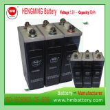 Fabricantes 1.2V 80ah Bateria Alcalina Níquel-Cádmio / Ni-CD