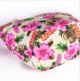 Grand sac d'épaule de sac d'épaule de toile de tendance de sac de toile de sac à main de haute qualité de fleur