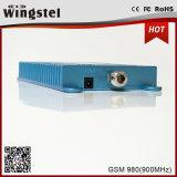 Amplificador de sinal móvel 3G GSM980 900MHz com grande cobertura