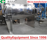 Espiral dupla de fábrica em pó liquidificador máquina de mistura de fita