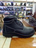 Chaussure de travail de sécurité au capuchon en acier inoxydable de Southamerica Hot-Selling