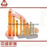 Accesorios/asamblea del cilindro hidráulico EX60 de los recambios del excavador