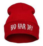 Fácil de base bordados com estilo Tricot Hat