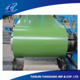 Flat Products Color Coated Galvanized Steel