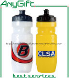 بلاستيكيّة رياضة زجاجة مع صنع وفقا لطلب الزّبون علامة تجاريّة ولون