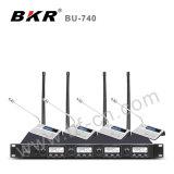 Bu740の赤外線頻度無線会議システム