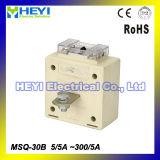 Transformador de mini-corrente Fabricante Msq-30b 5 / 5A-300 / 5A