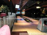 Vicolo di bowling domestico o vicolo privato di bowling