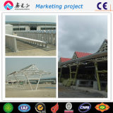 鋼鉄建物、鉄骨構造の倉庫(SSW-599)