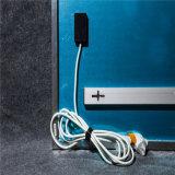 De meest efficiënte Verwarmer van het Comité van de Muur van L van het Huis Decoratieve Moderne Elektrische
