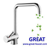 High Quliaty European Style Single Lever Kitchen Faucet Torneira de cozinha