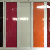 precio compuesto de aluminio compuesto 6m m de aluminio del panel del panel de revestimiento de la pared del panel de 4m m 5m m