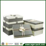 Rectángulo Personalizado promocional Caja de regalo de papel