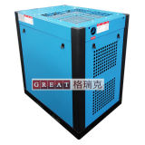 Frequência magnético permanente do Compressor de ar de parafuso ajustável