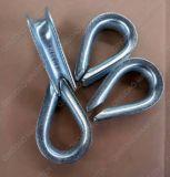 Гальванизированное кольцо веревочки провода DIN6899A