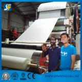 Papel higiénico de la planta 787m m del enchufe de fábrica pequeño que hace precio de la máquina
